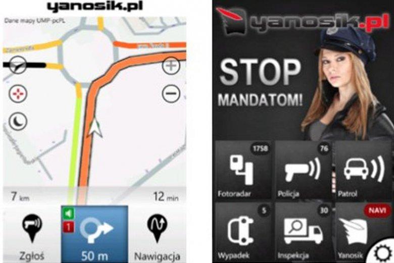 Lawinowo rosnąca liczba radarów na drogach, spowodowała ogromne zainteresowanie aplikacjami antyradarowymi