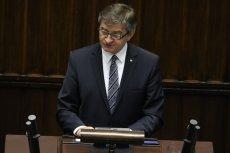 Opozycja chciała odwołać Marka Kuchcińskiego we wtorek ze stanowiska marszałka Sejmu.