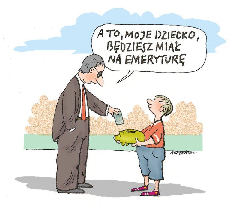 Myślenie o emeryturze