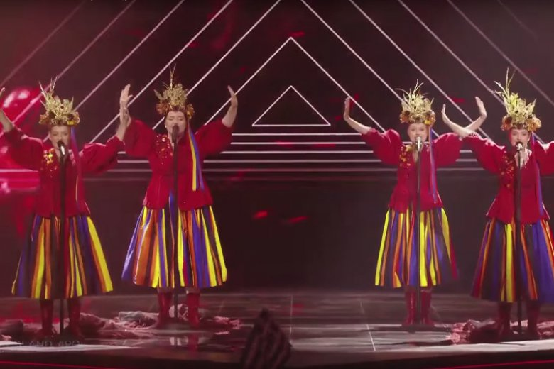 Wiemy, jak blisko była Tulia, aby awansować do finału Eurowizji.
