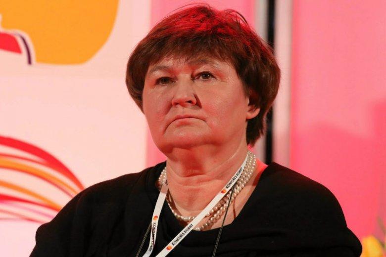 """""""Zamieniliśmy totalitaryzm na autorytaryzm"""" – mówi o projekcie deklaracji sumienia nauczycieli prof. Magdalena Środa"""