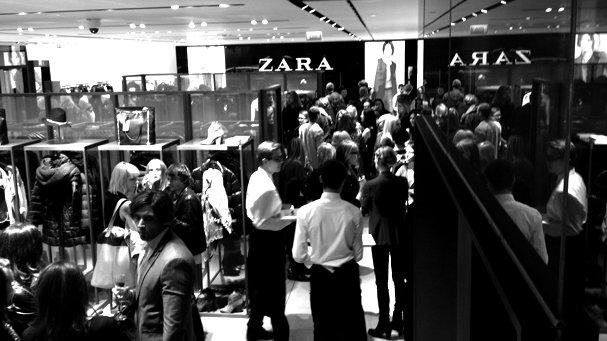 Dear Warsaw ZARA Opening