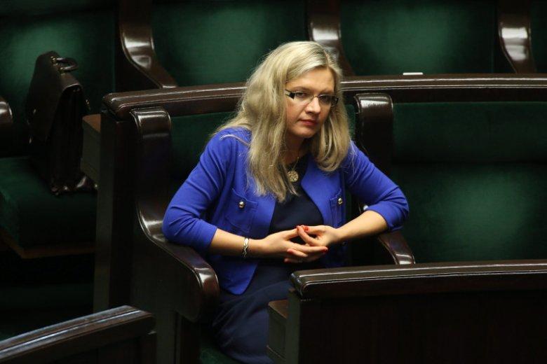 Małgorzata Wassermann z PiS będzie kierować komisją śledczą ds. Amber Gold.