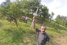 Rolnik atakuje motocyklistów enduro – to nagranie wzburzyło nie tylko polskich internautów