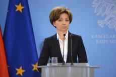 """Według informacji """"Dziennika. Gazety Prawnej"""" Marlena Maląg złamała prawo pracy."""