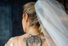 Martyna Wojciechowska opublikowała zdjęcie w sukni ślubnej.
