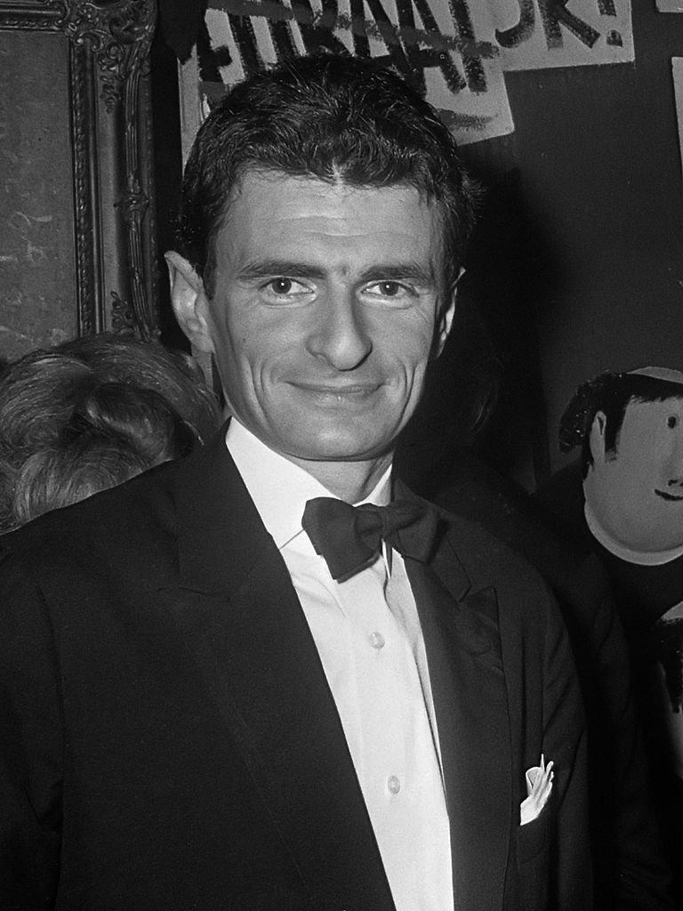 Jerzy Kosiński w 1969 roku