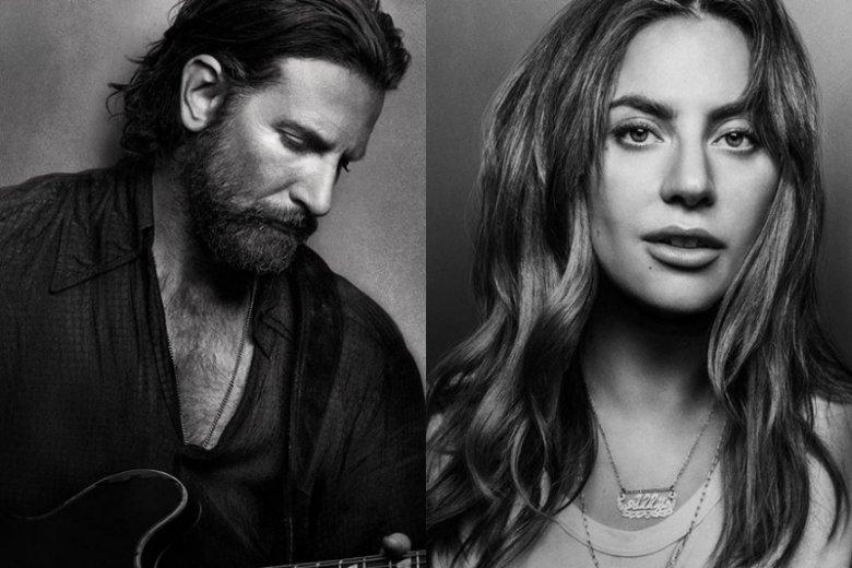 """W filmie """"Narodziny gwiazdy"""" Lady Gaga pojawi się u boku Bradleya Coopera. Metamorfoza do roli jest zachwycająca"""