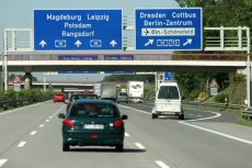 Niemieckie autostrady będą płatne od października 2020 roku.