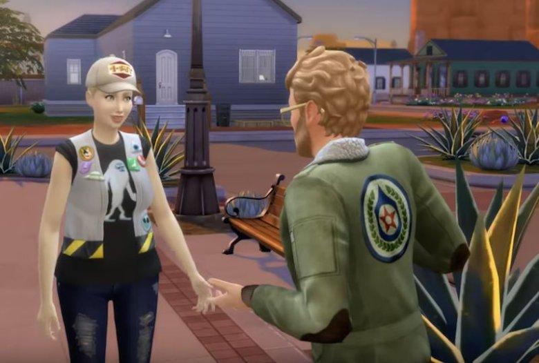 """Gra """"The Sims 4"""" do 28 maja jest dostępna za darmo."""