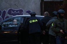 Prezydent Żyrardowa został zatrzymany przez CBA (zdjęcie pochodzi z innej akcji Biura).