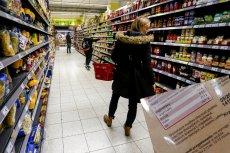 Producenci żywności potrafiąsprzedawać nawet soczewicęz glutenem. Warto czytaćetykiety.
