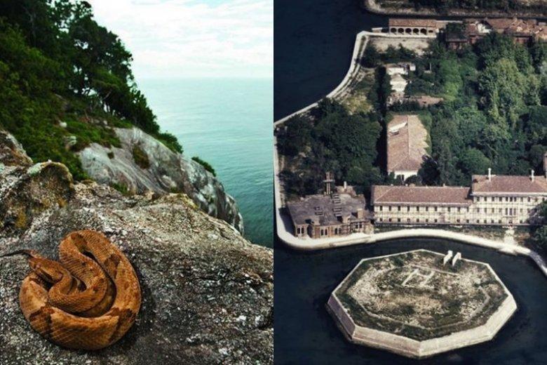 Najbardziej zakazane miejsca na świecie wyglądają pięknie, niczym z bajki