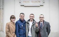 Pary, które zaskarżyły Polskę do Trybunału w Strasburgu.