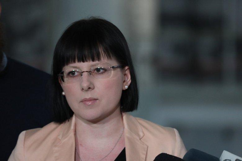 Kaja Godek wzywa do zwolnienia pracownic z Biura Analiz Sejmowych.