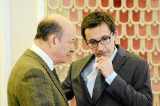 Minister skarbu Mikołaj Budzanowski straci stanowisko przez zmieszanie wokół EuRoPol Gazu u budowy drugiej nitki Jamału?