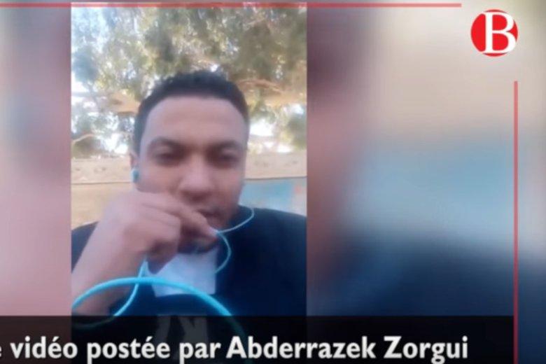 Dziennikarz Abderrazak Zorgui dokonał samospalenia w Tunezji.