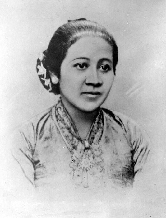 Najbardziej znana fotografia ikona Kartini