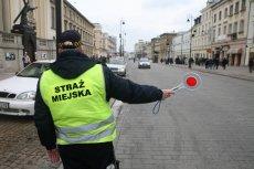 Dyplomaci mogą w momencie zatrzymania przez Straż miejską, zasłonić się immunitetem