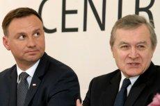 Piotr Gliński wypowiedział się o pytaniach referendalnych zaproponowanych przez Andrzeja Dudę.
