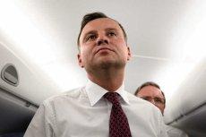 Prezydent Andrzej Duda podczas wizyty w Stanach Zjednoczonych przekonywał, że zniesienie wiz dla Polaków jest możliwe