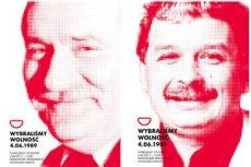 """Lech Kaczyński w kampanii """"Wybraliśmy wolność"""""""