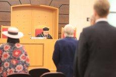Trybunał Konstytucyjny uznał, że ustawa przyjęta w lipcu w niektórych punktach jest niezgodna z Konstytucją.