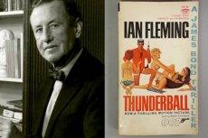 Ian Fleming miał opinię seksisty, rasisty i sadysty. Te cechy włożył w Jamesa Bonda