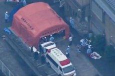 Zamachowiec w Japonii zabił 19 osób, a kilkadziesiąt ranił.