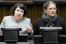 Posłanki PiS Anna Sobecka i prof. Krystyna Pawłowicz wzięły udział w debacie o związkach partnerskich