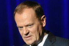 Negocjacje dotyczące unijnego budżetu zakończyły się fiaskiem. Na zdjęciu premier Donald Tusk.