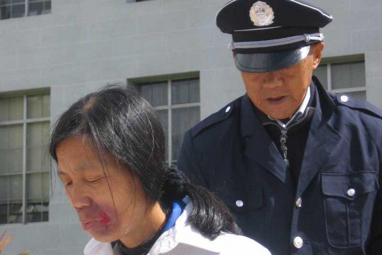 Dla chińskich opozycjonistów zachowanie anonimowości to duże wyzwanie