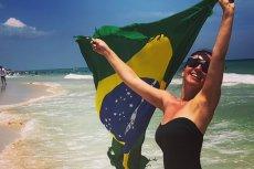 Beata Tadla pojechała z synem na wakacje na Kubę.