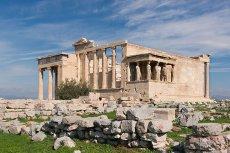 Epicentrum trzęsienia znajdowało się ok. 20 km od Aten (na zdjęciu Akropol).