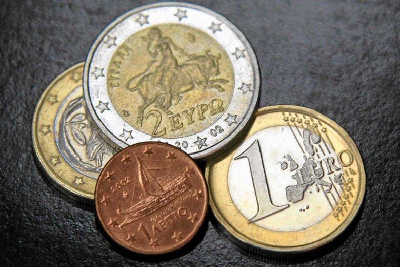 Greckie euro
