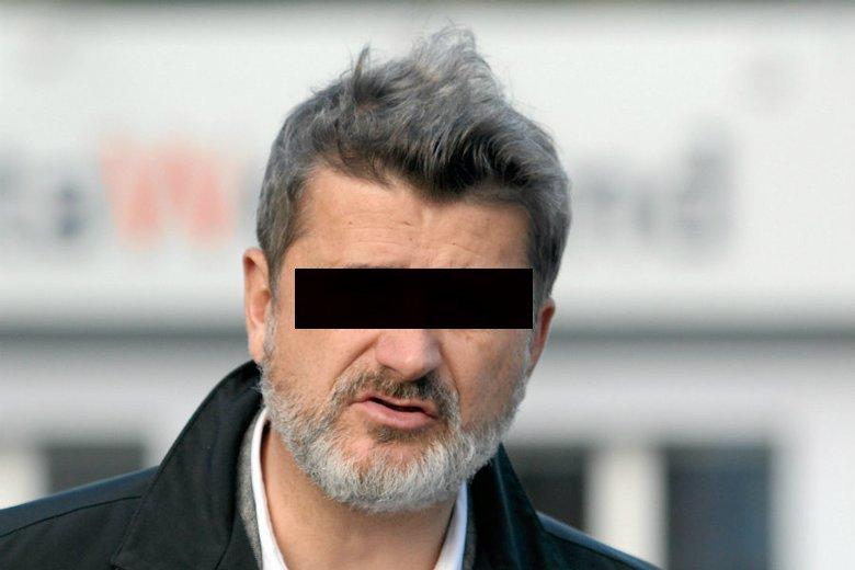 Jest akt oskarżenia wobec Janusza P.