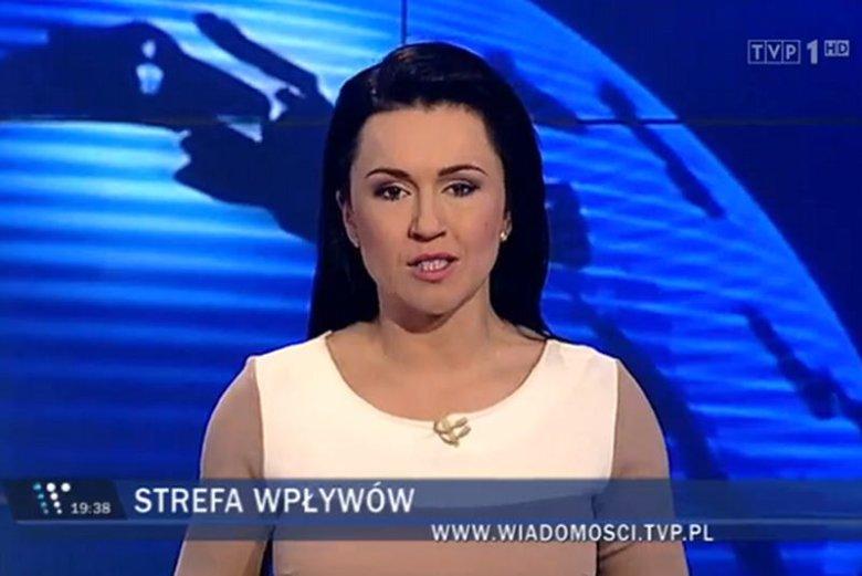 Beata Tadla Jej Kariera W Telewizji Przyspieszyła Więc