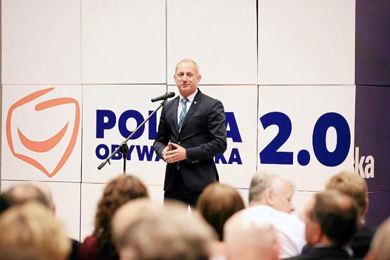 Sławomir Neumann przekonuje, że Platforma Obywatelska jest otwarta na świeżą krew.