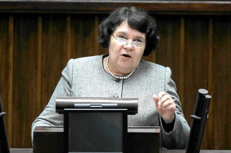 Nawet Anna Sobecka jest zaniepokojona sytuacją, jaka ma miejsce w szkołach w związku z reformą edukacji.