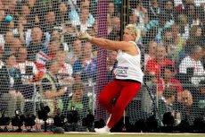 Anita Włodarczyk ustanowiła rekord świata w rzucie młotem