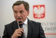 Zbigniew Ziobro nie może nachwalić sięwłasnej pracy.
