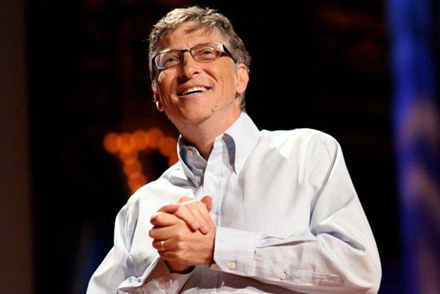 Bill Gates spogląda w przyszłość z optymizmem