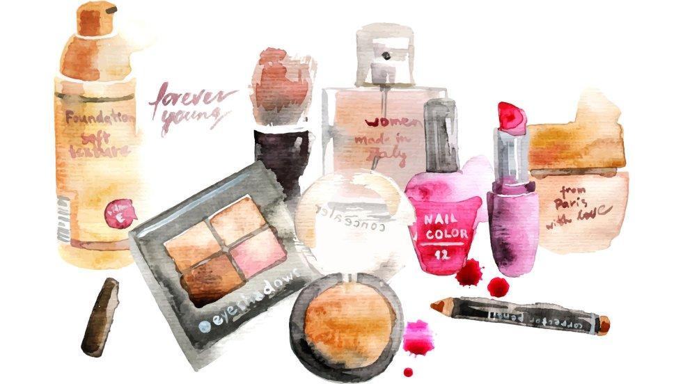 Kosmetyczny set