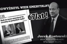 Najnowszy spot PiS w wyborach do europarlamentu uderza w Rostowskiego, Protasiewicza, Boniego i Kamińskiego