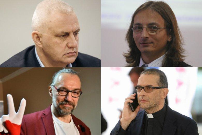 Marek Lisiński, Jakub Śpiewak, Mateusz Kijowski, ks. Jacek Stryczek – gdy wybuchały afery z ich udziałem, dla przynajmniej części opinii publicznej było to trudne do przyjęcia.