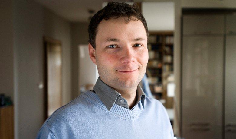 Dr Michał Łuczewski, dyrektor programowy Centrum Myśli Jana Pawła 2