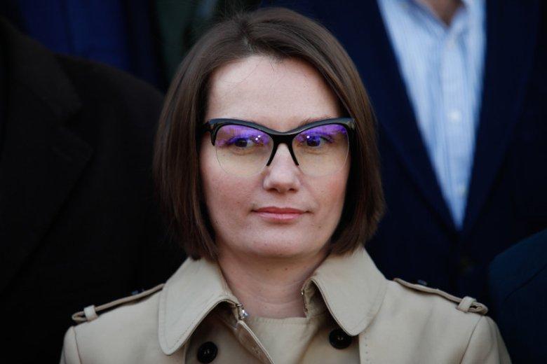 Jagna Marczułajtis zaprosiła Jarosława Kaczyńskiego do swojego domu, by zobaczył, jak żyją niepełnosprawni.
