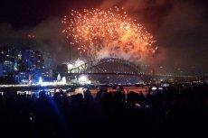 Nowy rok przywitali już m.in. mieszkańcy Australii.