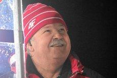 Apoloniusz Tajner znowu zostanie ojcem. Były trener skoczków narciarskich ma już dwoje dorosłych dzieci.