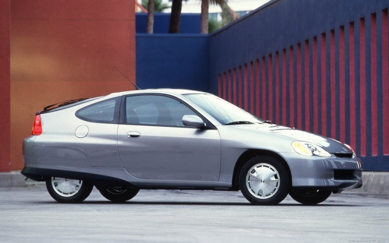 Honda Insight 2000
